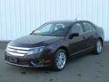 2011 Bordeaux Reserve Metallic Ford Fusion SEL V6 #73142417