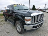 2009 Ford F350 Super Duty Lariat SuperCab 4x4 Data, Info and Specs
