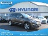 2013 Cabo Bronze Hyundai Santa Fe Sport 2.0T AWD #73142488