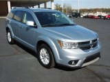 2013 Winter Chill Pearl Dodge Journey SXT #73142804