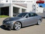 2013 Space Gray Metallic BMW 3 Series 335i Convertible #73142482