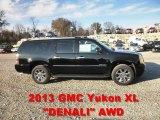 2013 Onyx Black GMC Yukon XL Denali AWD #73142862