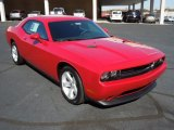 Redline 3-Coat Pearl Dodge Challenger in 2013