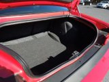 2013 Dodge Challenger SXT Trunk