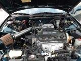 Honda del Sol Engines