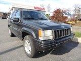 1998 Deep Slate Pearlcoat Jeep Grand Cherokee Limited 4x4 #73142531