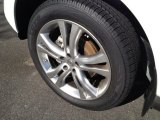 2011 Nissan Murano CrossCabriolet AWD Wheel