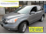 2010 Polished Metal Metallic Honda CR-V EX-L AWD #73142518