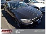 2009 Jet Black BMW 3 Series 335i Sedan #73142694