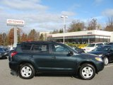 2010 Black Forest Pearl Toyota RAV4 I4 4WD #73142681