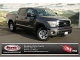 2013 Magnetic Gray Metallic Toyota Tundra CrewMax 4x4 #73180057