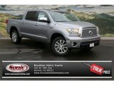 2013 Silver Sky Metallic Toyota Tundra Platinum CrewMax 4x4 #73180056