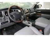 2013 Toyota Tundra Platinum CrewMax 4x4 Graphite Interior