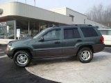 2002 Onyx Green Pearlcoat Jeep Grand Cherokee Laredo 4x4 #7270481