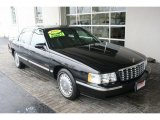 1997 Raven Black Cadillac DeVille Sedan #73180265