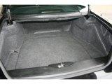 1997 Cadillac DeVille Sedan Trunk