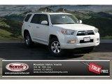 2013 Blizzard White Pearl Toyota 4Runner SR5 4x4 #73180035