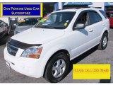 2009 Clear White Kia Sorento LX 4x4 #73180010