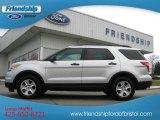 2013 Ingot Silver Metallic Ford Explorer 4WD #73180238