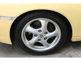 Porsche Boxster 1998 Wheels and Tires
