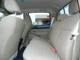 2013 Toyota Tacoma TSS Prerunner Double Cab Rear Seat