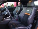2012 Dodge Challenger SRT8 392 Front Seat