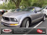 2006 Tungsten Grey Metallic Ford Mustang V6 Premium Coupe #73180107