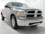 2012 Mineral Gray Metallic Dodge Ram 1500 SLT Quad Cab 4x4 #73180541