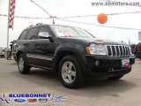 2006 Black Jeep Grand Cherokee Overland 4x4 #7272389