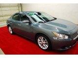 2011 Mystic Jade Green Nissan Maxima 3.5 SV #73180302