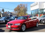 2012 Crimson Red BMW 3 Series 328i xDrive Coupe #73180184