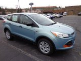 2013 Frosted Glass Metallic Ford Escape S #73233330