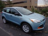 2013 Frosted Glass Metallic Ford Escape S #73233328