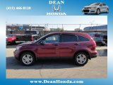 2011 Tango Red Pearl Honda CR-V EX 4WD #73233748
