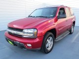 2003 Chevrolet TrailBlazer LT Data, Info and Specs