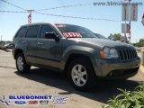 2008 Mineral Gray Metallic Jeep Grand Cherokee Laredo 4x4 #7272379