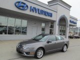 2011 Sterling Grey Metallic Ford Fusion SEL V6 #73233311