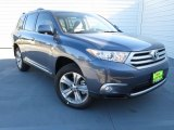 2013 Shoreline Blue Pearl Toyota Highlander Limited #73233430