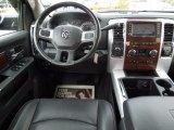 2010 Dodge Ram 3500 Laramie Mega Cab 4x4 Dually Dashboard