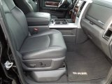 2010 Dodge Ram 3500 Laramie Mega Cab 4x4 Dually Front Seat