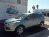 2013 Frosted Glass Metallic Ford Escape S #73233222