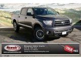 2013 Magnetic Gray Metallic Toyota Tundra TRD Rock Warrior CrewMax 4x4 #73233103