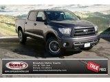 2013 Magnetic Gray Metallic Toyota Tundra TRD Rock Warrior CrewMax 4x4 #73233103