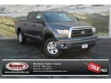 2013 Magnetic Gray Metallic Toyota Tundra CrewMax 4x4 #73233101