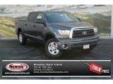 2013 Magnetic Gray Metallic Toyota Tundra CrewMax 4x4 #73233101