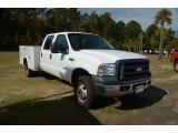 2006 Ford F350 Super Duty XL Crew Cab 4x4 Dually Data, Info and Specs