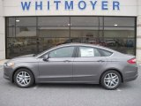 2013 Sterling Gray Metallic Ford Fusion SE #73233595