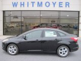 2013 Tuxedo Black Ford Focus SE Sedan #73233584