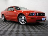 2005 Torch Red Ford Mustang GT Premium Coupe #73233564