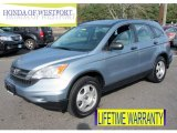 2010 Glacier Blue Metallic Honda CR-V LX AWD #73233255